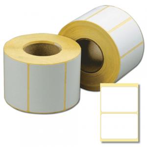 Этикетка ТермоЭко, для термопринтера и весов 58*40*700шт (ролик), светостойкость до 2 мес.
