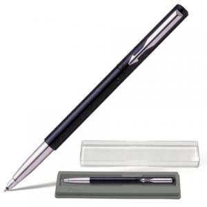 Ручка перьевая PARKER Vector Standard корпус черный, стальные детали
