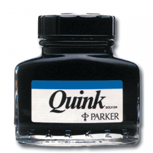 Чернила Parker синие
