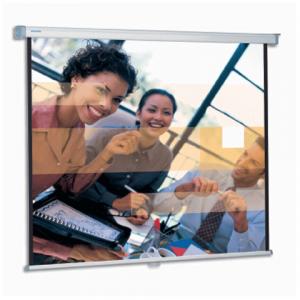 Экран проекционный PROJECTA (Нидерланды) SlimScreen, матовый настенный, 200*200см,1:1,10200064