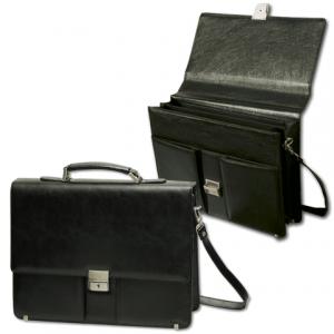 Портфель из кожзама 2-080