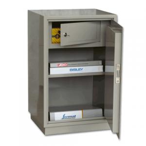 Шкаф бухгалтерский металлический КБ-011 (в 680*ш 420*г 360, мм)