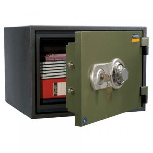 Сейф огнестойкий VALBERG FRS-32 CL (в320*ш445*г405*мм; 31кг ), фиксированный код+ключ