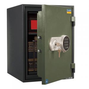 Сейф огнестойкий VALBERG FRS-49 EL (в494*ш361*г405мм ; 42кг ), эл. замок+ключ