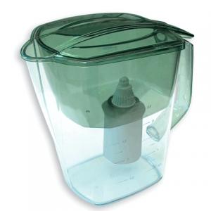 """Кувшин-фильтр для очистки воды """"Барьер-Гранд"""", 3,5 л, со см. кассетой, зеленый, ш/к 04048"""