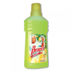 "Средство для мытья пола MR. PROPER (Мистер Пропер) 500мл, ""Лимон"", ш/к 70066"