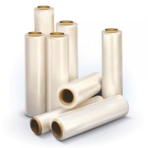 Стрейч-пленка для упаковки поддонов (палет) ПРЕМИУМ шир.450мм, длина 180м, 1,50кг, 20мкм,растяж.180%