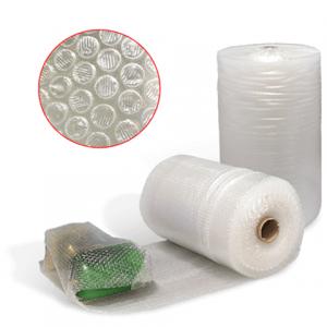 Пленка воздушно-пузырчатая 2-х слойная (ширина 0,53 м, длина 25 м), плотность 75 г/кв.м