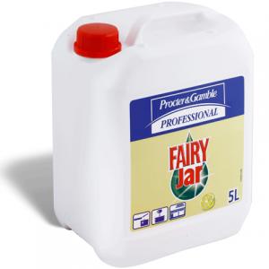"""Средство для мытья посуды FAIRY (Фейри) 5л, """"Лимон"""", ш/к 70146"""